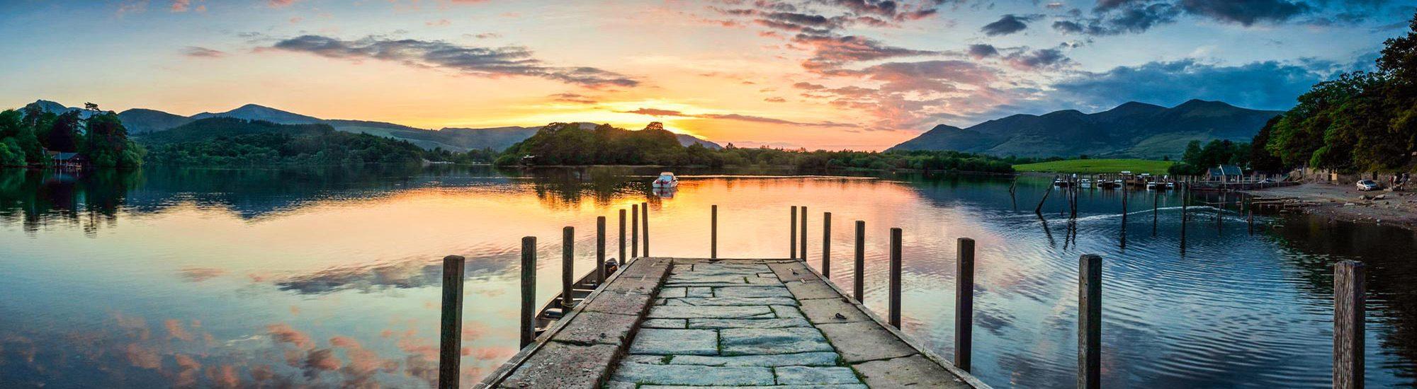 lake-district-sunset